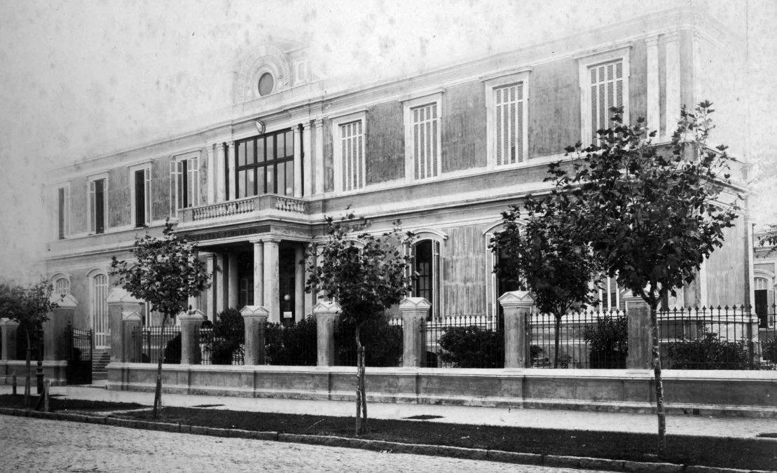 El Hospital Pirovano se inauguró en 1896
