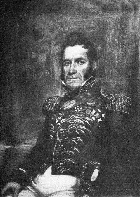 David Jewett y el primer izamiento de la bandera argentina en Malvinas