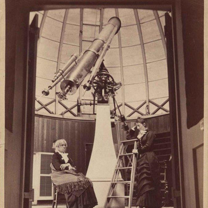 Maria Mitchell, la astrónoma de las ballenas