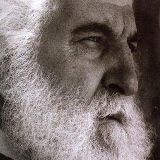 José Larralde, palabras mayores