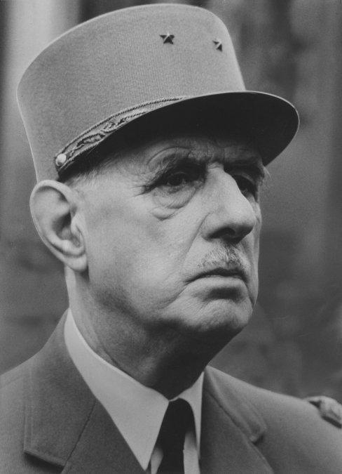 El gato del general de Gaulle