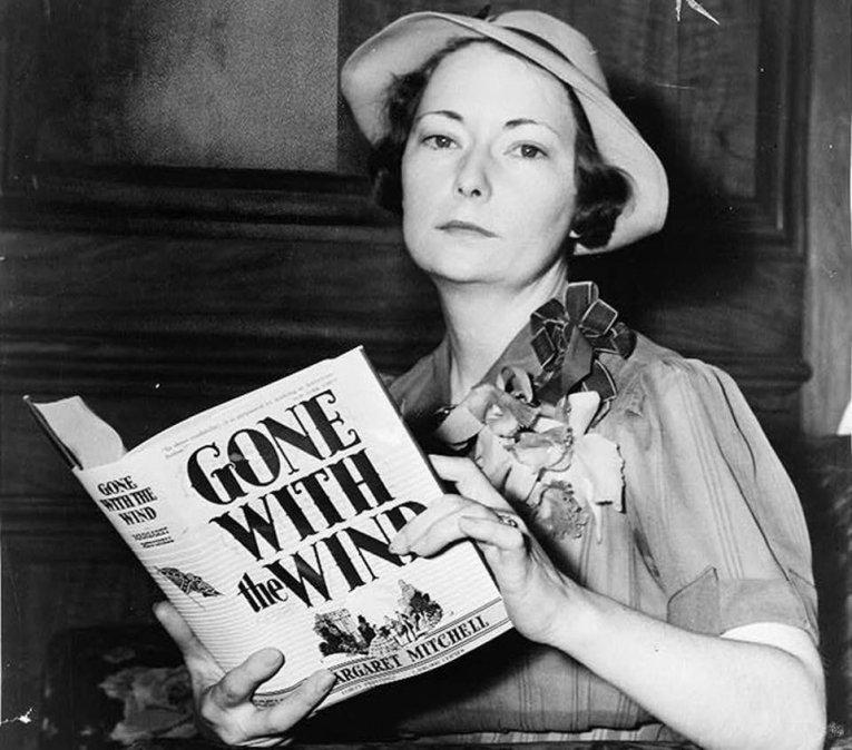 Margaret Mitchell: Una novela y la inmortalidad