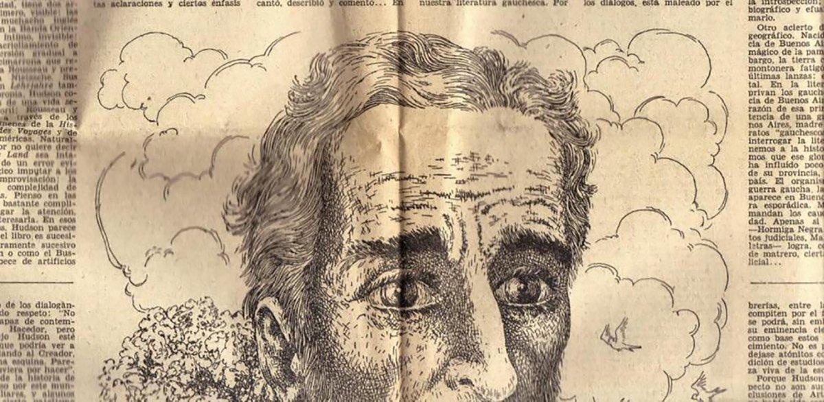 Artículo de Borges sobre Hudson