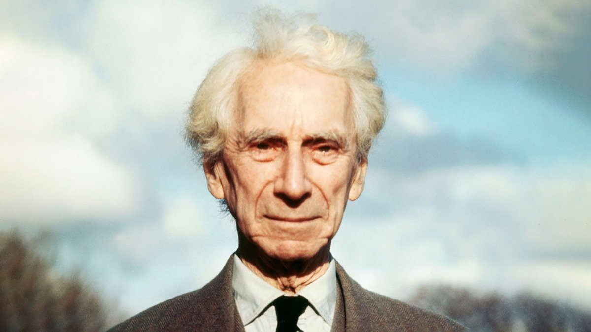 Bertrand Russell, una mente superior