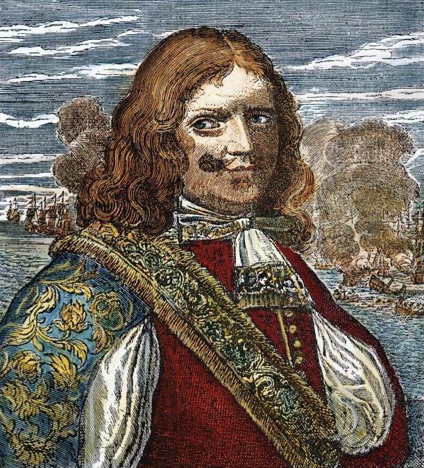 La muerte de Sir Henry Morgan