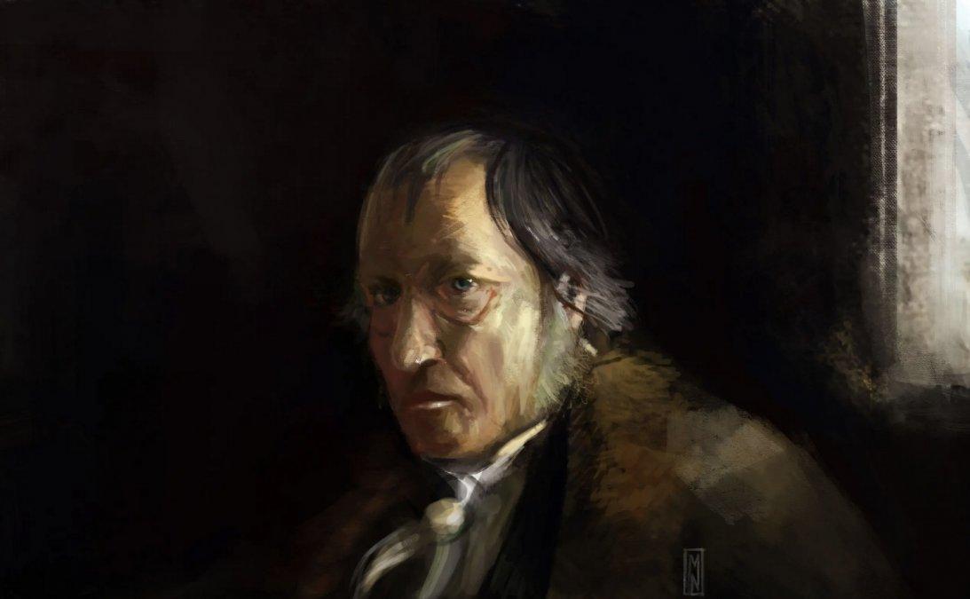 Hegel, un filósofo con dos caras