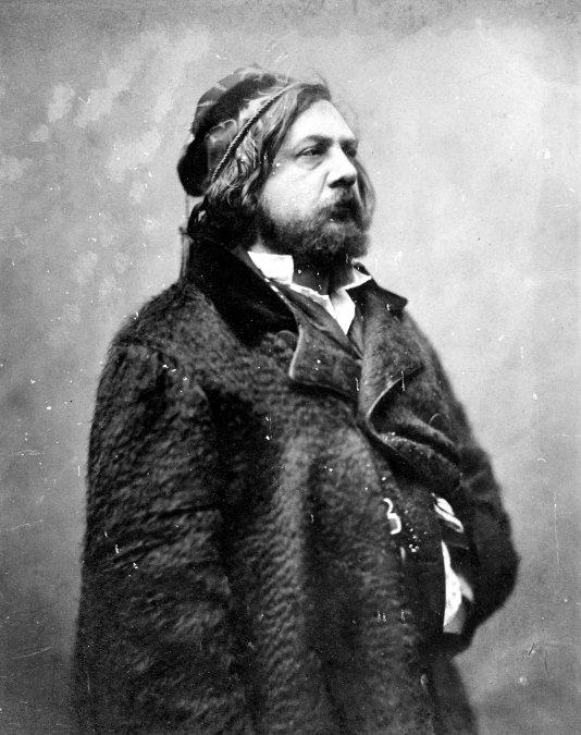 Théophile Gautier: El viajero de la poesía