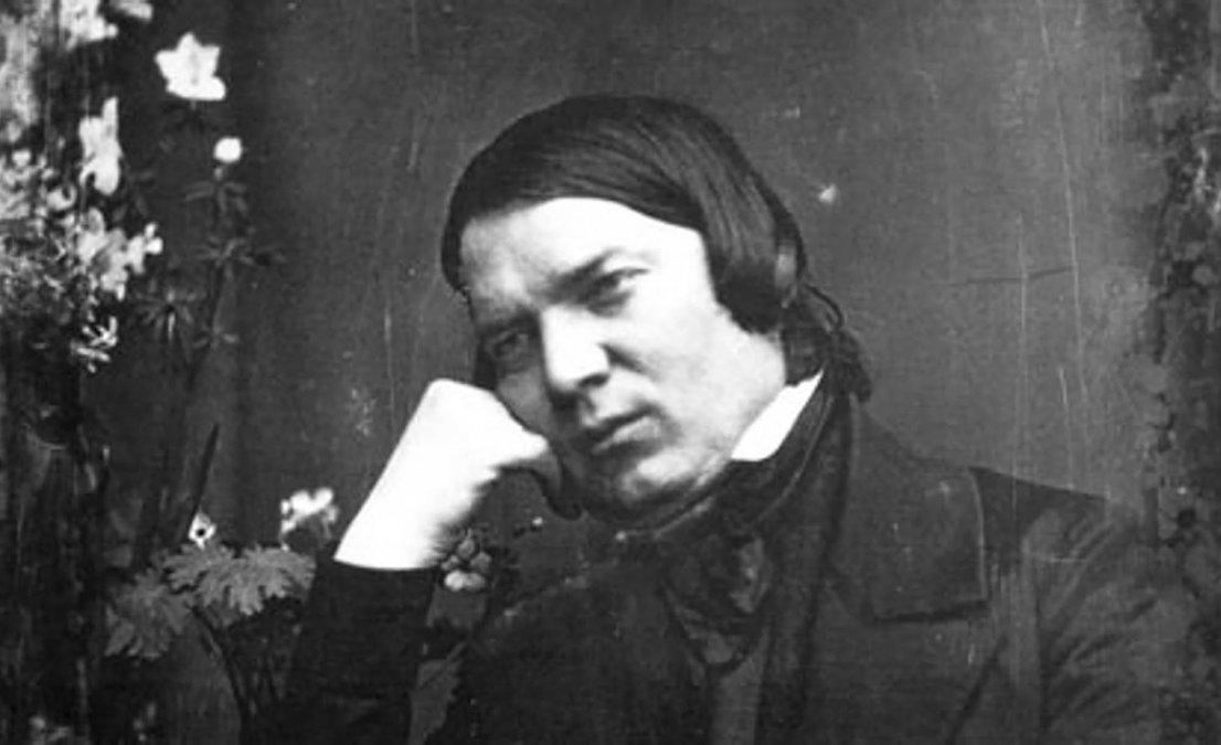 La tortuosa vida de Robert Schumann: brillante como músico, consumido por la locura y la sífilis