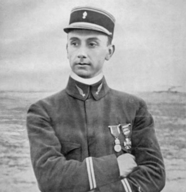 Vicente Almandos Almonacid: El «Cóndor riojano» precursor de Aerolíneas y la Aeroposta, piloto en la primera guerra mundial y compañero de Saint-Exupéry