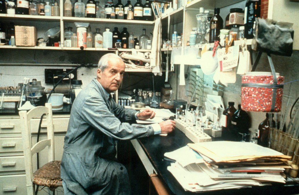 Leloir, el Nobel de Química