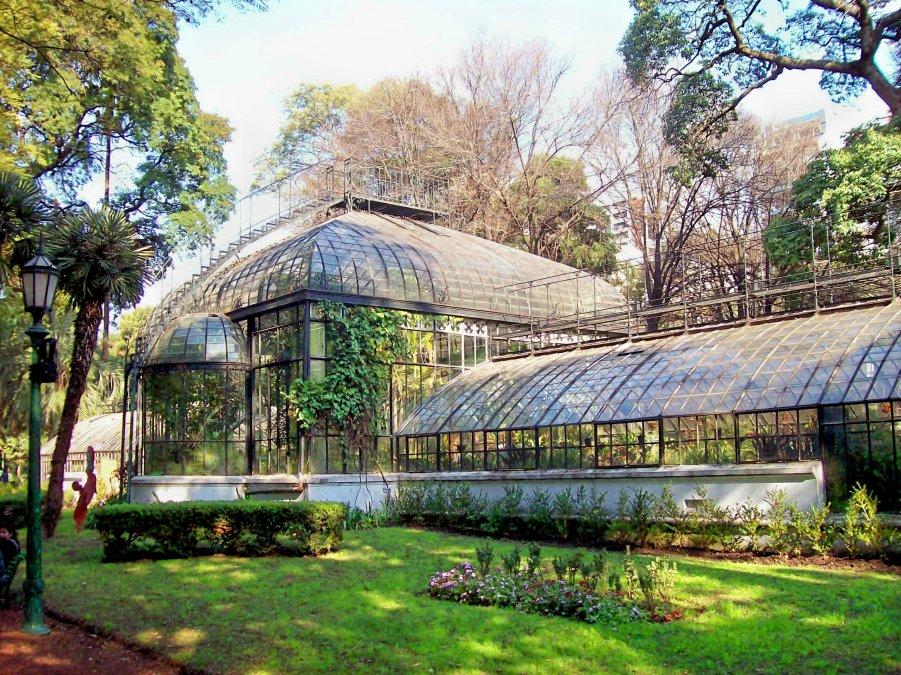 El Jardín Botánico de Buenos Aires