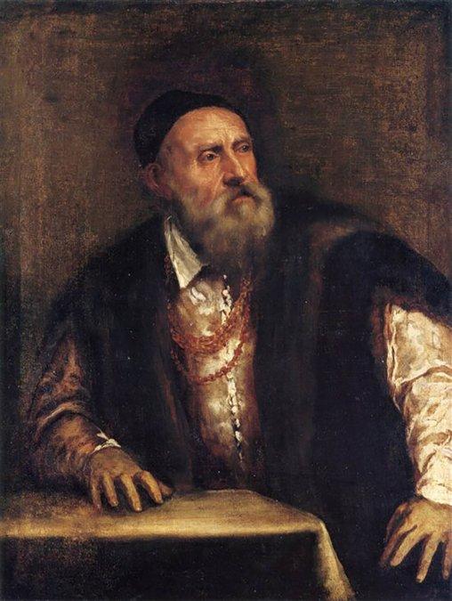 Tiziano, el gran maestro del retrato