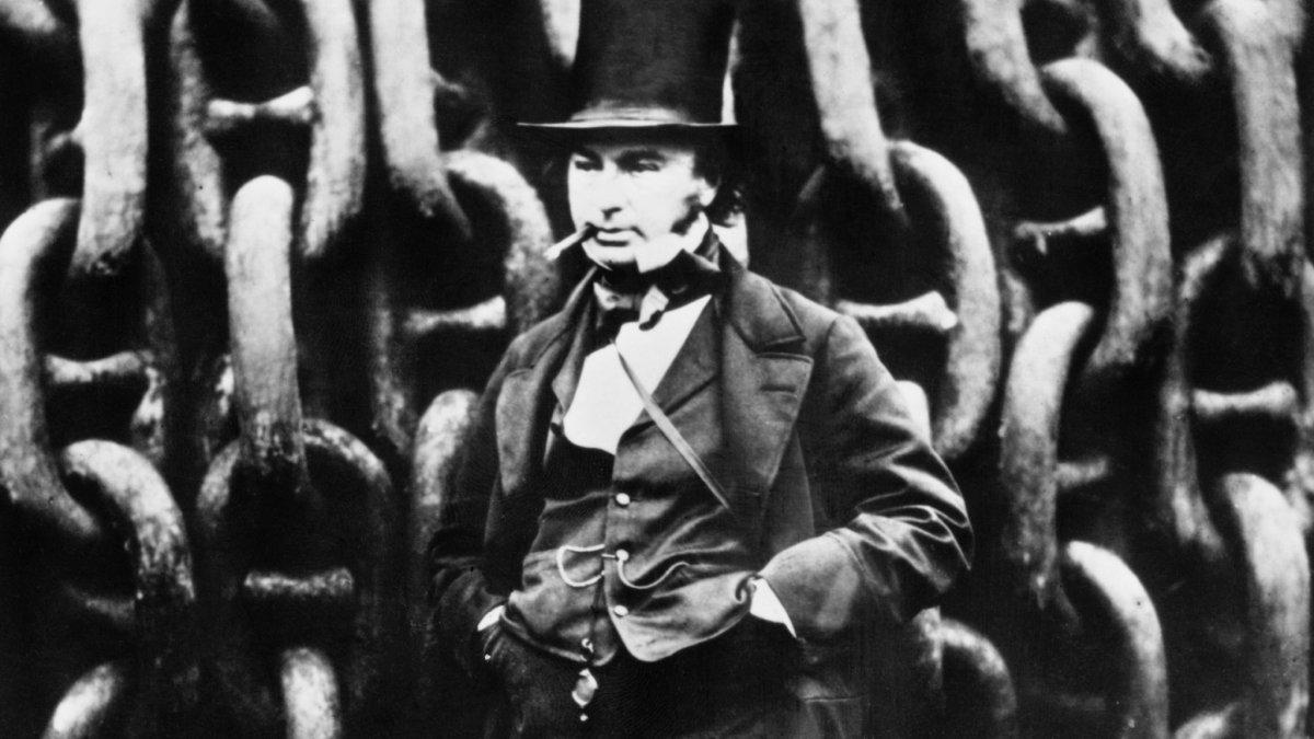 Isambard Kingdom Brunel: El pequeño gigante