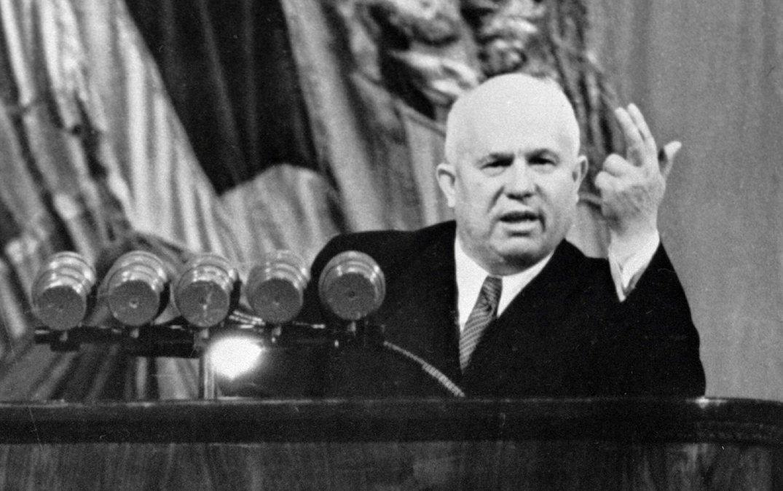 El trágico final de Kruschev