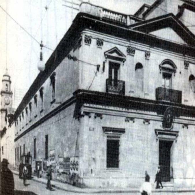 Biblioteca Pública de Buenos Aires