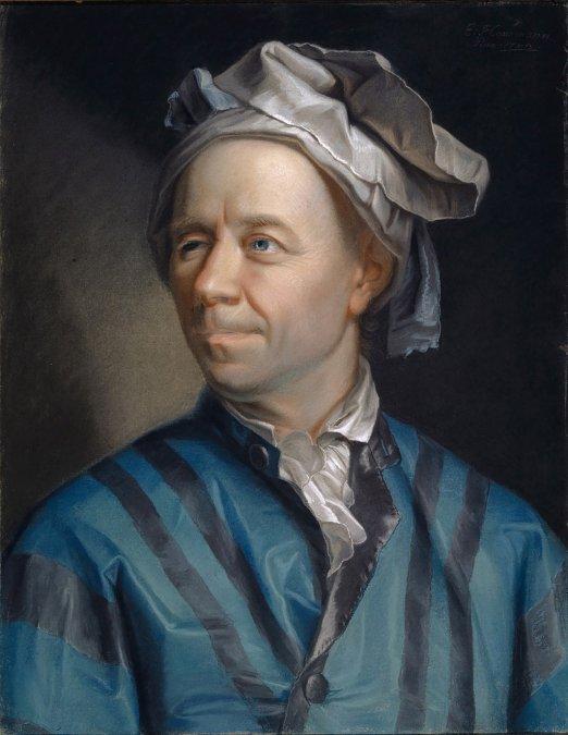 Leonhard Euler, el prodigioso amante del cálculo