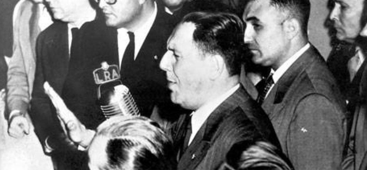 1955: la renuncia de Perón al gobierno que nunca existió