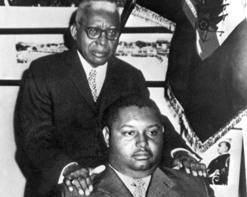 François Duvalier - Jean-Claude Duvalier