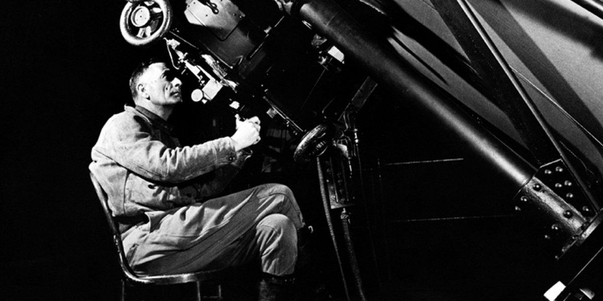 Edwin Hubble, el hombre detrás del telescopio