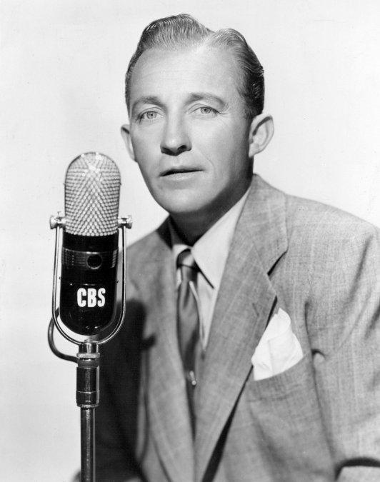 Bing Crosby murió jugando al golf